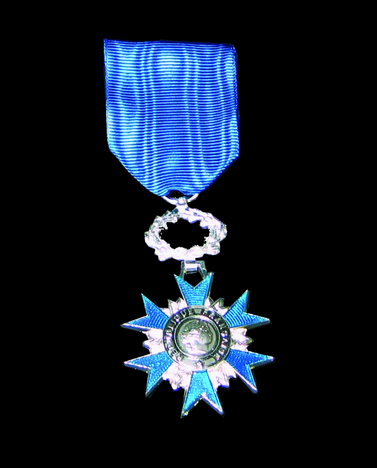 Ordre National du Mérite - Chevalier